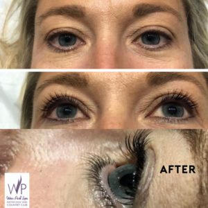 Lash lift, exeter golf and country club, wear park spa