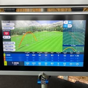 top tracer, golf simulation, golf coaching studio, driving range, golf coaching technology,